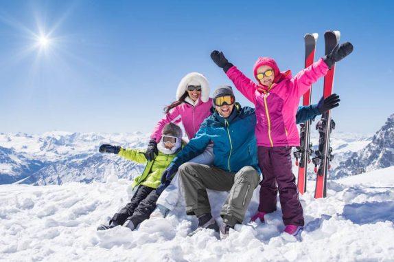 Bayerischer Winterurlaub mit Familie