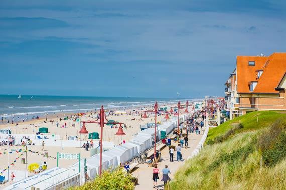 Belgiens Nordseeküste