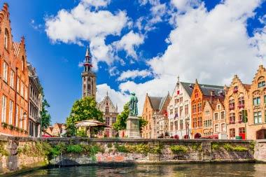 Urlaubsziele in Belgien
