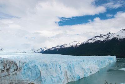 Perito-Moreno-Gletscher in Argentinie
