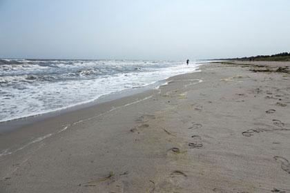 Strand in Marielyst