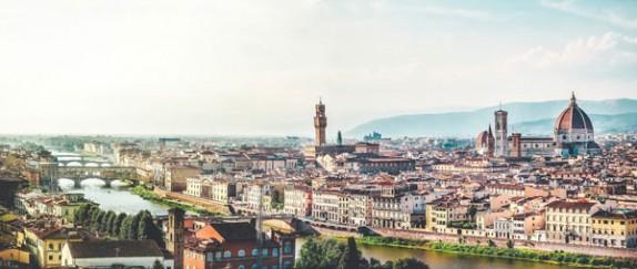 Florenz-Italien